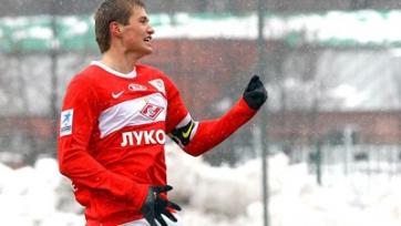 «Арсенал» может арендовать сразу трех игроков «Спартака»