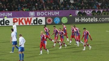«Бавария» покуражилась в матче с «Бохумом»