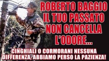 Роберто Баджо провоцирует «зеленых»