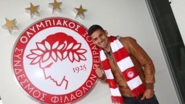 «Олимпиакос» подписал аргентинского форварда