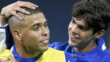 Кака: «Из всех футболистов, что я видел вживую Роналдо самый лучший»
