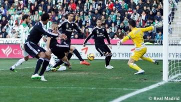 «Реал» вымучил победу над «Кордовой»