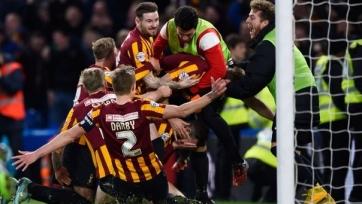 «Ман Сити» и «Челси» вылетели из Кубка Англии