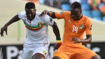 Кот д'Ивуар спасся в матче с Мали