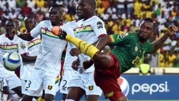 Гвинея и Камерун снова довольствуются очком