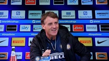 Роберто Манчини: «Я доволен игрой, команда делала то, что нужно»
