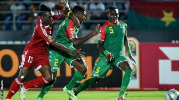 Буркина-Фасо едет домой