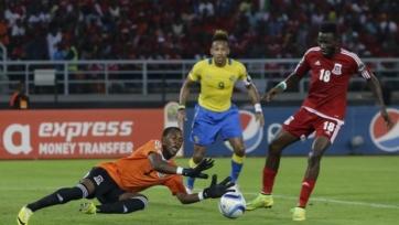 Экваториальная Гвинея выиграла у Габона