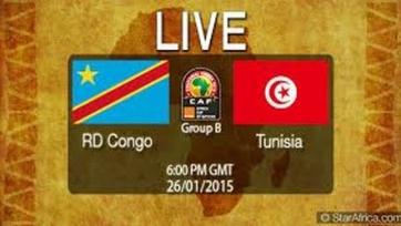 Сборные Туниса и ДР Конго играют вничью и идут дальше