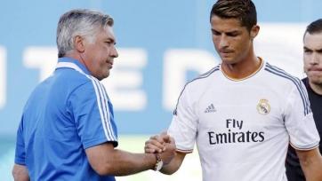 Хамес Родригес: «Карло Анчелотти помогает Роналду раскрываться по-максимуму»