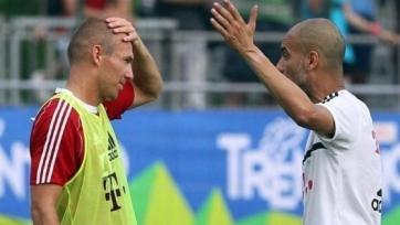 Роббен: «Гвардиола в плане тактики один из лучших в мире тренеров»