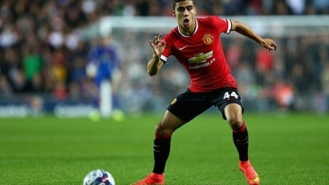 Андреас Перейра может покинуть «Манчестер Юнайтед»
