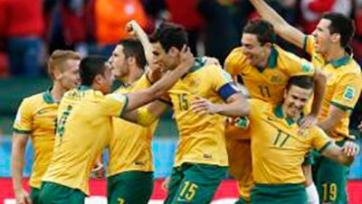 Сборная Австралии вышла в финал Кубка Азии