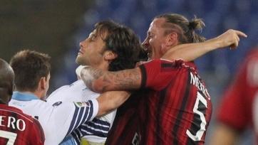 Федерация футбола Италии наказала Мексеса