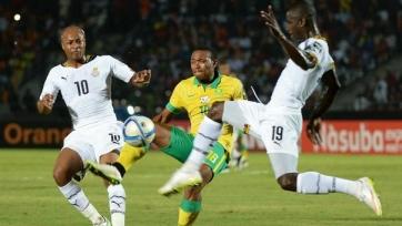 Гана добыла волевую победу над ЮАР и шагает вслед за Алжиром