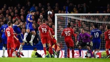 «Челси» вышел в финал Кубка английской Лиги
