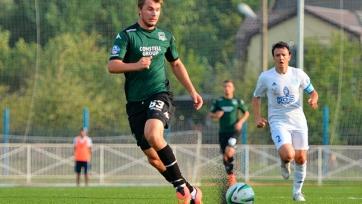 Воспитанники «Краснодара» продолжат карьеру в «Черноморце»