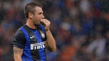 Кассано может вернуться в «Интер»