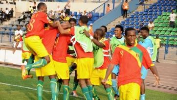 Сборная Гвинеи благодаря жребию попала в плей-офф Кубка Африки
