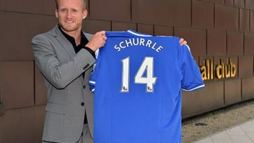 «Челси» готов отпустить Андре Шюррле в «Вольфсбург»