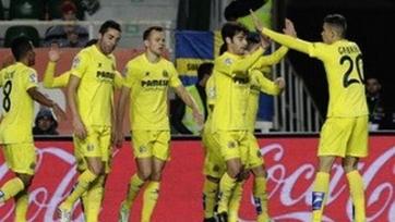 «Вильярреал» вышел в полуфинал Кубка Испании