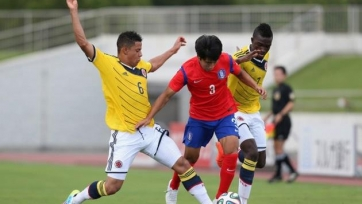 «Ювентус» подпишет игрока молодежной сборной Колумбии