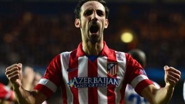 Хуанфран: «Атлетико» не является грубой командой»