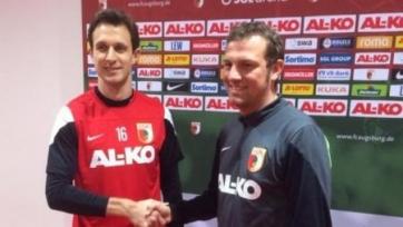 Официально: Янкер подписал контракт с «Аугсбургом»