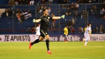 «Реал» подписывает вратаря молодежной сборной Аргентины
