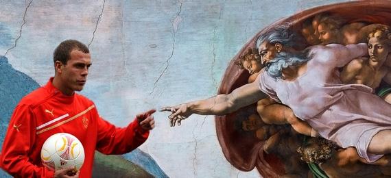 Сотворение Адамова