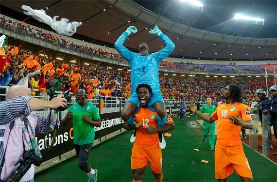 Случайный герой: история триумфатора Кубка Африканских Наций-2015