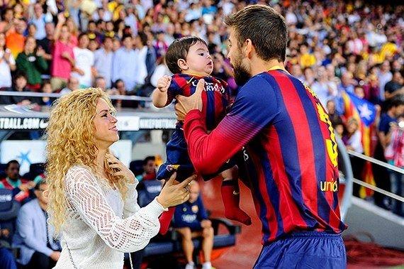 14 самых красивых пар мирового футбола