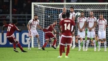 Судья выбил тунисцев с Кубка Африки