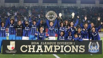 «Гамба Осака» - пара слов о чемпионе Японии-2014