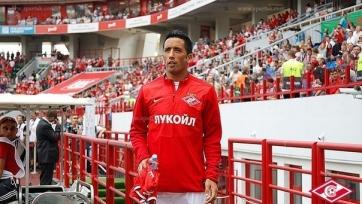 Лукас Барриос: «Мне нужно было регулярно играть, но в России этого не было»