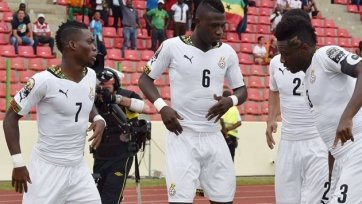 Гана легко расправилась с Гвинеей