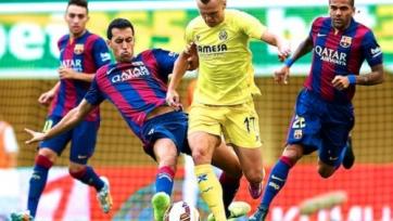 Отец и сын Черышевы забили «Барселоне» в один и тот же день