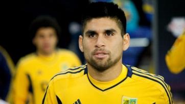 Официально. Вильягра стал игроком «Росарио Сентраль»