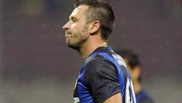 Манчини заявил, что не хочет подписывать Кассано