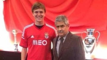 «Бенфика» подписала защитника молодежной сборной России