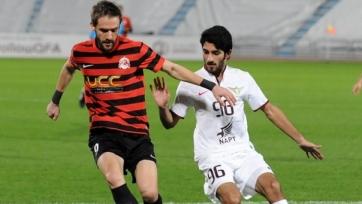Девич дебютировал за свой новый клуб в чемпионате Катара