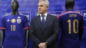 Сборная Японии осталась без главного тренера