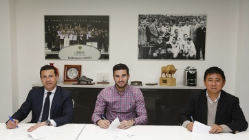 Официально: Барраган и «Валенсия» ударили по рукам