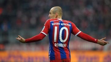 Роббен: «Мы показали хороший футбол, а соперник играл плохо»