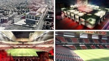 Новый стадион «Милана» обойдется руководству в 320 миллионов евро!