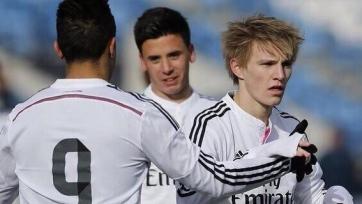 Мартин Эдегор может сыграть за «Реал» в Лиге чемпионов