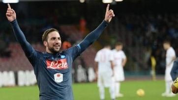 «Наполи» дожал «Интер» на последних секундах матча