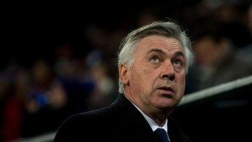 Анчелотти: «Рад, что мы смогли добиться победы в такой тяжелой игре»