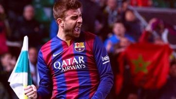 Пике: «Думаю, что «Барселона» может достичь больших успехов в нынешнем сезоне»