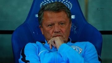 До лета Чигринский будет просто тренироваться с «Днепром»